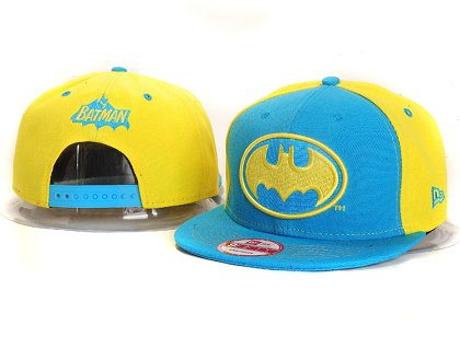 Batman snapback hat YS131